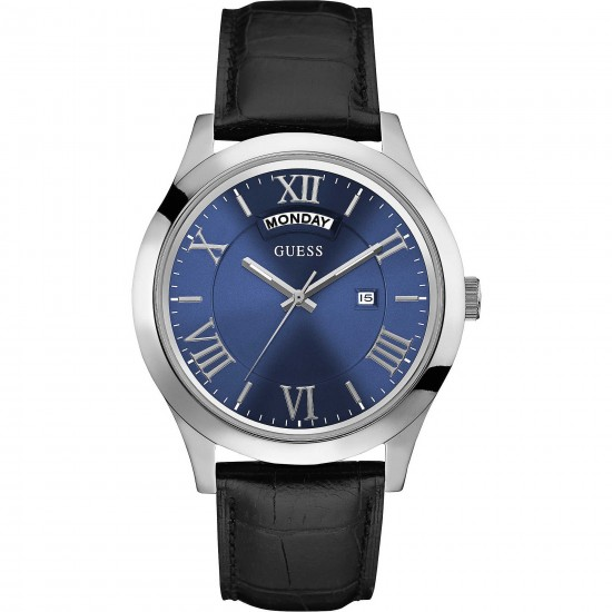 Guess Watch Men's Only Time Metropolitan Collection W0792G1