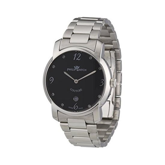 Philip Watch Unisex Only Time Couture Collection R8253198825