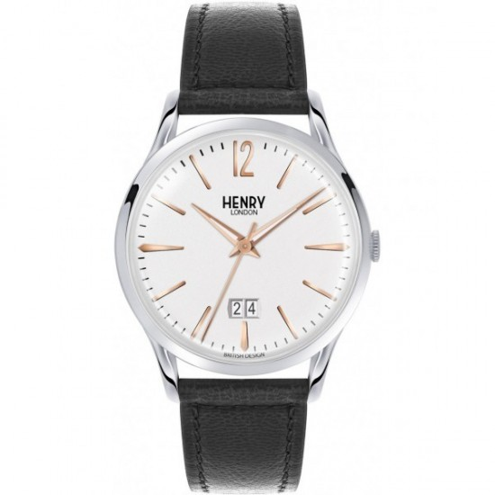 Henry London Men's Watch Only Time Highgate Collection