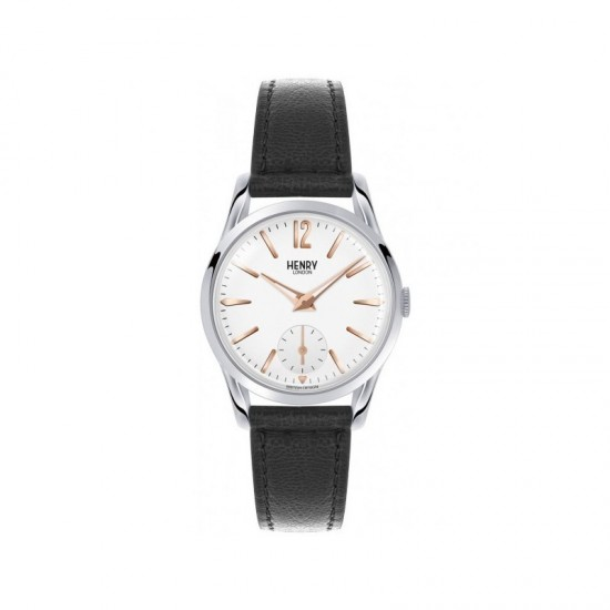 Henry London Unisex Watch Only Time Highgate Collection