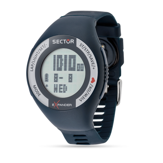 Sector Watch Digital Unisex Street Fashion Collection