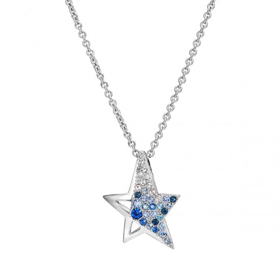 Thierry Mugler Women's Necklace Pendant with Crystal T41101BZ