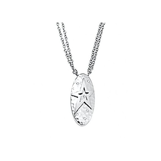 Thierry Mugler Women's Necklace Enimga Collection T41212Z