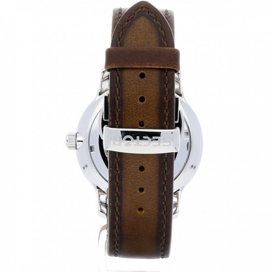 Sector Watch Man Only Time 640 Collection Brown R3251593002