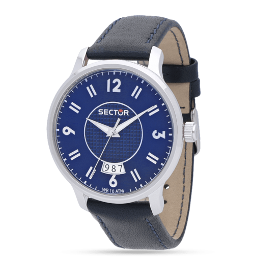 Sector Watch Man Only Time 640 Collection Blue R3251593001