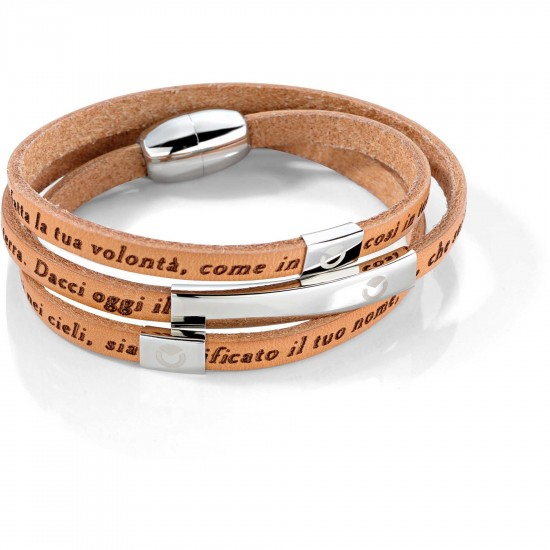 Sector Bracelet Unisex Love and Love Collection Leather SADO20