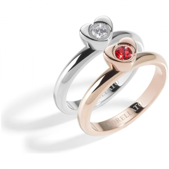 Morellato Ring Woman Love Rings Collection SNA32012 23,60 €