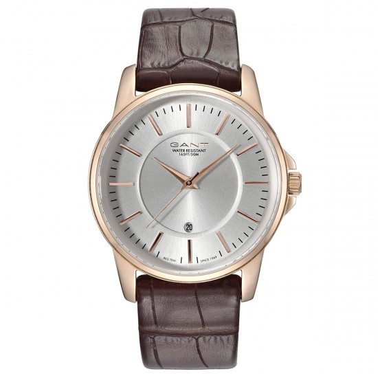 Gant Watch Man Only Time Warren Collection Silver GT004003