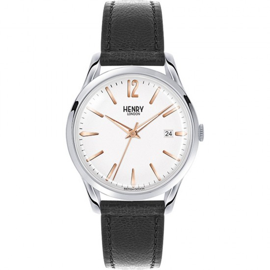Henry London Men's Just Tempo Collection Highgate HL39-S-0005