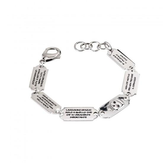 2Jewels Bracelet Man Inside Collection Silver 231277 26,40 €