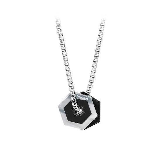 2Jewels Collana Unisex Collezione Hexagon 251331 27,30 €