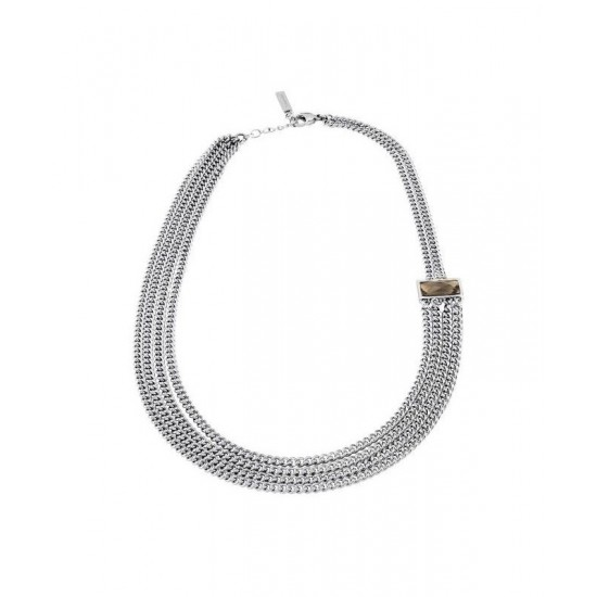 2Jewels Collana Donna New Rock Crystal Smoked 251320 32,45 €