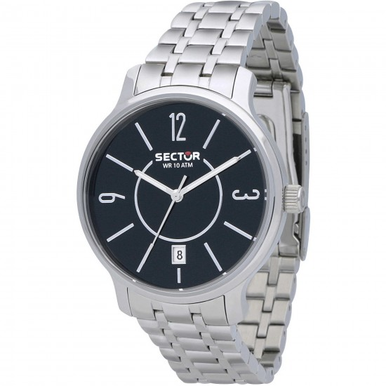 Sector Watch Woman Only Time 125 Collection Black R3253593503