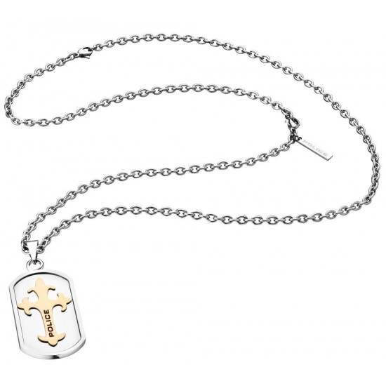 Police Necklace Man Access Collection PJ. 25570PSRG/02 31,85 €
