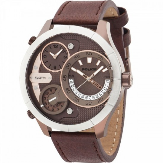 Police Watch Man Multifunction Bushmaster Collection Brown PL.