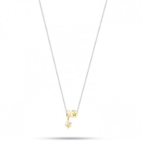 Morellato Necklace Woman Solomia Collection Gold SAFZ169 25,37