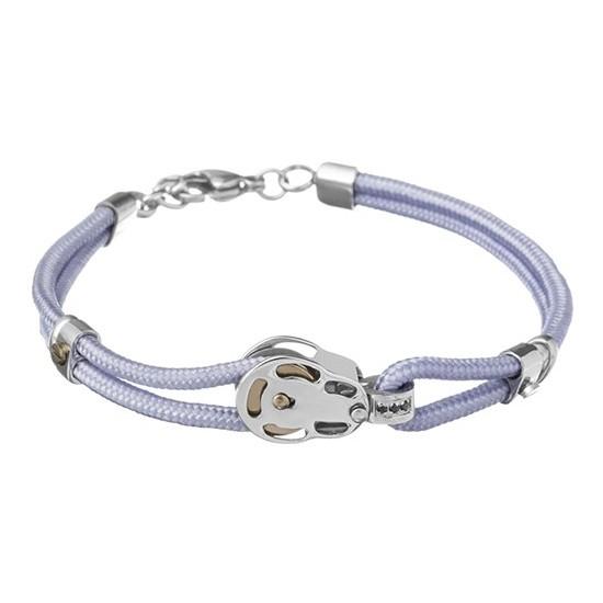 Lorenz Men's Bracelet Lilac/Block LB0011 32,45 €