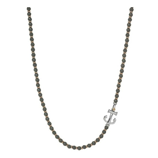 Lorenz Men's Necklace Anchor LC0020 44,50 €