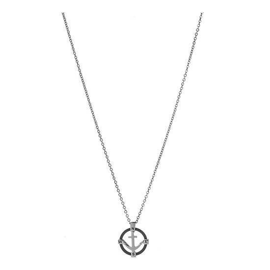 Lorenz Men's Necklace Anchor Pendant LC0004 34,50 €