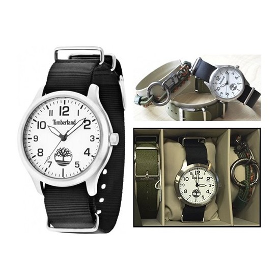 Timberland Watch Man Only Time Redington Collection