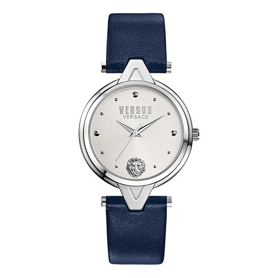 Versus Versace Women's Watch Only Time V Versus Collection Blue
