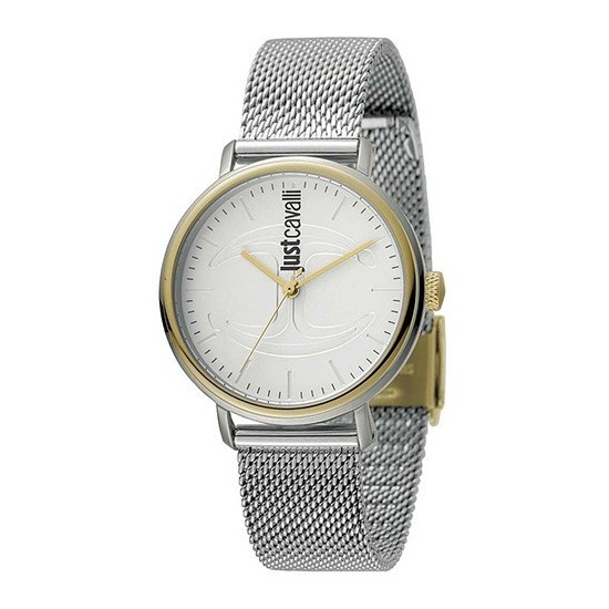 Just Cavalli Women's Watch Only Time Cool Fresh Clean