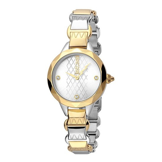 Just Cavalli Women's Watch Only Time Rock Collection