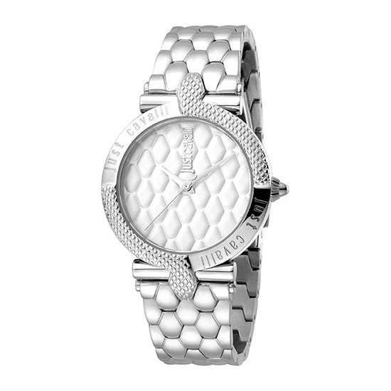 Just Cavalli Women's Watch Only Time Animals Collection