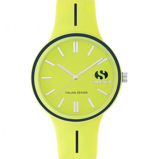 Superga Watch Woman Only Time Acid Green STC033 30,03 €