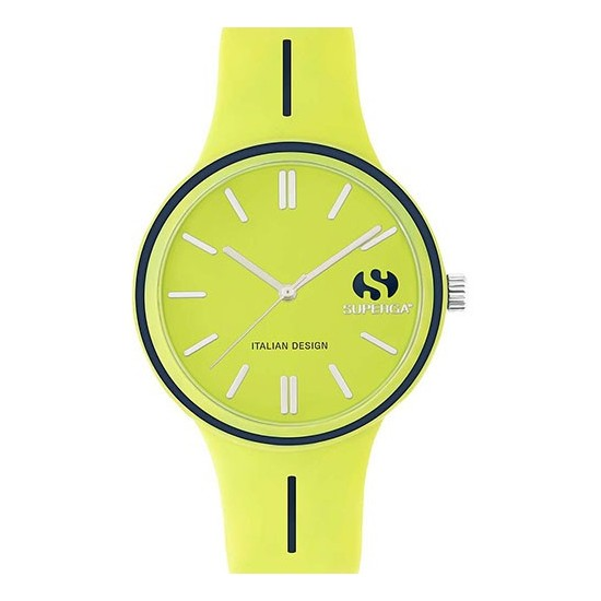 Superga Watch Unisex Only Time Acid Green STC019 35,28 €
