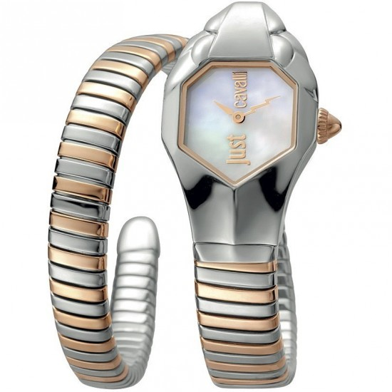 Just Cavalli Women's Watch Only Time Glam Chic Collection