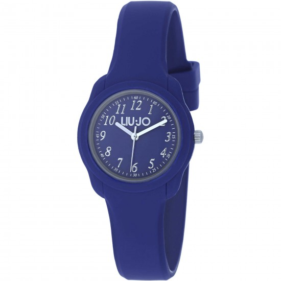 Liu Jo Women's Watch Only Time Junior Collection Blue TLJ985